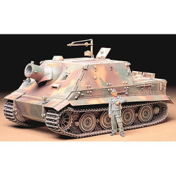 "TAMIYA 35177 German 38cm ""Sturmtiger"" 1:35 Military Model Kit"