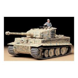 TAMIYA 35194 German Tiger I Mid Production Tank 1:35 Military Model Kit