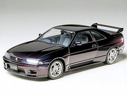 TAMIYA 24145 Nissan Skyline GT-R V Spec 1:24 Car Model Kit