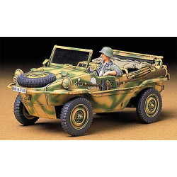 TAMIYA 35224 German Schwimmwagen Type 166 1:35 Military Model Kit