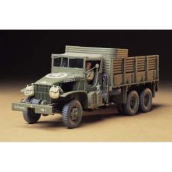 TAMIYA 35218 U.S. 2.5-TON 6x6 Cargo Truck 1:35 Military Model Kit