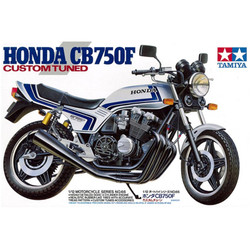 Tamiya 14066 Honda CB750F Custom Tuned (Ltd Edition) 1:12 Motorbike Model Kit