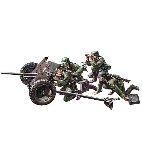 Tamiya 35035 x 1//35 3.7cm PaK 35//36 Anti-Tank Gun