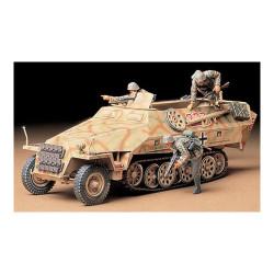TAMIYA 35195 Mtl.SPW Sd.Kfz. 251:1 Ausf.D 1:35 Military Model Kit