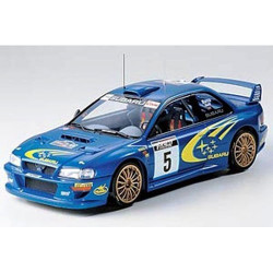 TAMIYA 24218 Subaru Impreza WRC '99 1:24 Car Model Kit