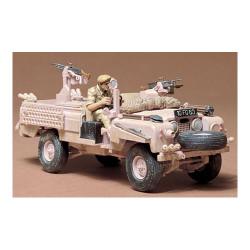 TAMIYA 35076 SAS British Pink Panther 1:35 Military Model Kit