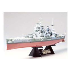 TAMIYA 78011 HMS Prince of Wales 1:350 Ship Model Kit