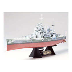 TAMIYA 78011 HMS Prince of Wales 1:350 Ship Model Kit