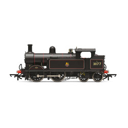 HORNBY Loco R3731 BR H Class 0-4-4T 31177 - Era 4