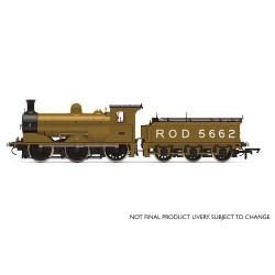 HORNBY Loco R3735 ROD J36 Class 0-6-0 5662 - Era 2