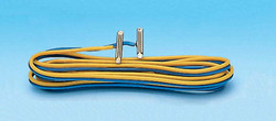 Roco Narrow Gauge Connection Cable with Rail Joiners HOE Gauge RC32417