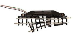 Roco Light Railway Left Hand Electric Turnout 24 Degree 104.2mm HOE Gauge