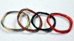 Train Tech Modellers Pack of Extra Fine Wire N/HO/OO Gauge TTWP1