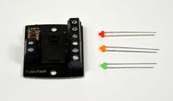Train Tech Lighting Effect - Traffic Light Controller N/HO/OO Gauge TTLFX3