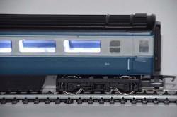 Train Tech Automatic Coach Lighting Multipack - Cool White (3) N Gauge TTCN100