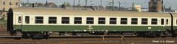 Roco *DR Bm 2nd Class Express Coach IV HO Gauge RC74802