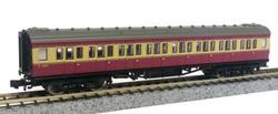 Dapol Maunsell BR 3rd Class Coach Crimson/Cream 2353 N Gauge DA2P-012-701