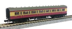 Dapol Maunsell BR Composite Coach Crimson/Cream 5148 N Gauge DA2P-012-751