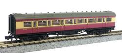 Dapol Maunsell BR Composite Coach Crimson/Cream 5142 N Gauge DA2P-012-752