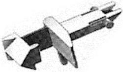Fleischmann Standard Coupling Clip-In N Gauge FM9525