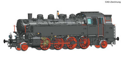 Roco Edition OBB Rh86 Steam Locomotive III HO Gauge RC73024