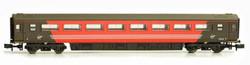 Dapol Mk3 2nd Class Coach Virgin Trains 42116 N Gauge DA2P-005-438