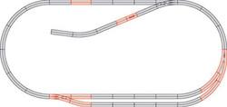 Roco Geoline Track Set C HO Gauge RC61102