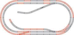 Roco Geoline Track Set D HO Gauge RC61103
