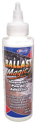 Deluxe Materials Ballast Magic (125ml) Z/N/TT/HO/OO/O/G1/G/SLOT/WARGAMING Gauge