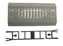 Roco Rocoline Ballasted Concrete Sleeper Trackbed HO Gauge RC42661