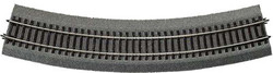Roco Rocoline Ballasted Curved Track Radius 5 30 Degree 542.8mm HO Gauge RC42525