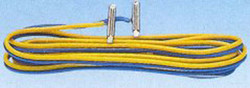 Roco Connecting Cable with Rail Joiners HO Gauge RC42613