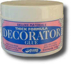 Deluxe Materials Decorator Glue (112g)  DLAD-26