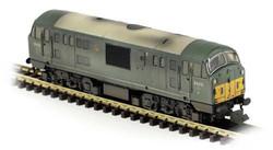 Dapol Class 22 D6316 Disc Headcode Green SYP Wthrd N Gauge DA2D-012-009
