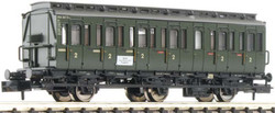 Fleischmann DB C3 pr11 2nd Class Compartment Coach III N Gauge FM807002