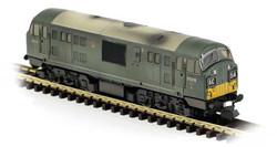 Dapol Class 22 D6315 SYP Green Font A Wthrd N Gauge DA2D-012-013