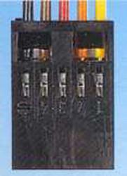 Roco Cable Connector (5 Pin) HO/OO Gauge RC10605