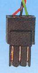 Roco Cable Plugs (3 Pin) HO/OO Gauge RC10602