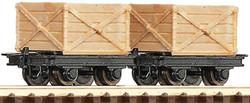Roco Crate Wagons (2) HOE Gauge RC34603