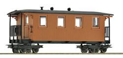 Roco Waldbahn Passenger Coach III HOE Gauge RC34064