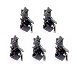Dapol Magnetic Arm Short (5 Pairs) N Gauge DA2A-000-011