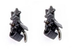 Dapol Magnetic Coupling Short Arm (1pr) N Gauge DA2A-000-010