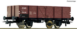 Roco *CSD Open Wagon III HO Gauge RC76854