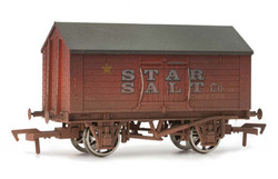 Dapol Salt Van Star Weathered OO Gauge DA4F-018-004