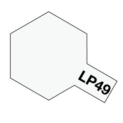 TAMIYA Lacquer Paint LP-49 Pearl Clear 10ml Model Kit Paint Humbrol