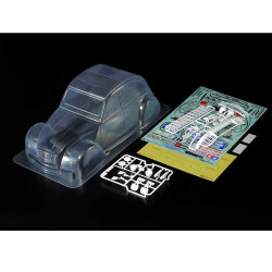 TAMIYA 51617 Citroen 2CV Rally Body RC Car Spares