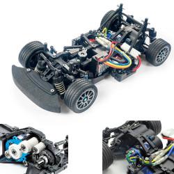 TAMIYA 58669 M-08 Chassis (3 Wheel Base) 1:10 RC Car Kit