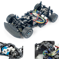 TAMIYA 58669 M-08 Chassis (3 Wheel Base) 1:10 RC Car Kit