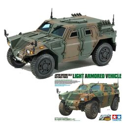 TAMIYA 35368 JGSDF Light Armoured Vehicle 1:35 Plastic Model Kit