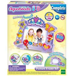 AQUABEADS 3D Picture Frame Set  31365 Aqua Beads